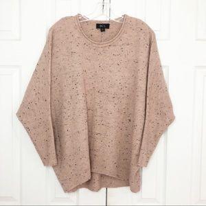 BCX Women's Sweater Size Medium Dolman Sleeve